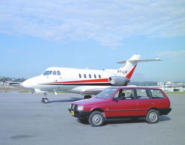 Fiat Elba - 1986