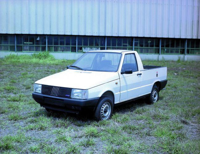 Fiat Fiorino - 1988