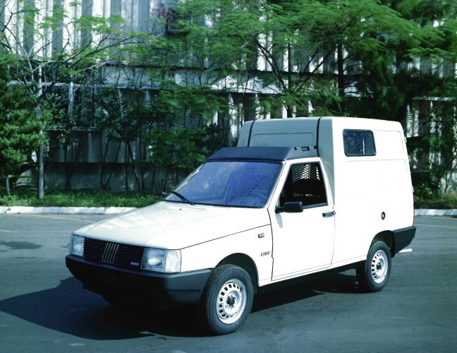 Fiat Fiorino Furgão - 1988