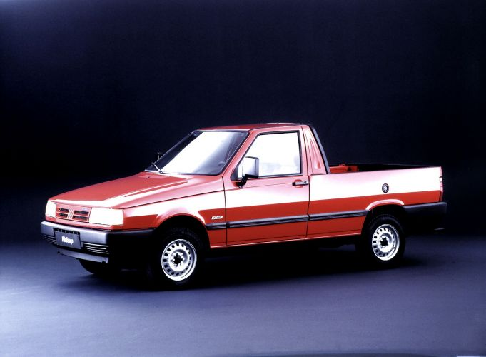 Fiat Fiorino Pickup - 1988