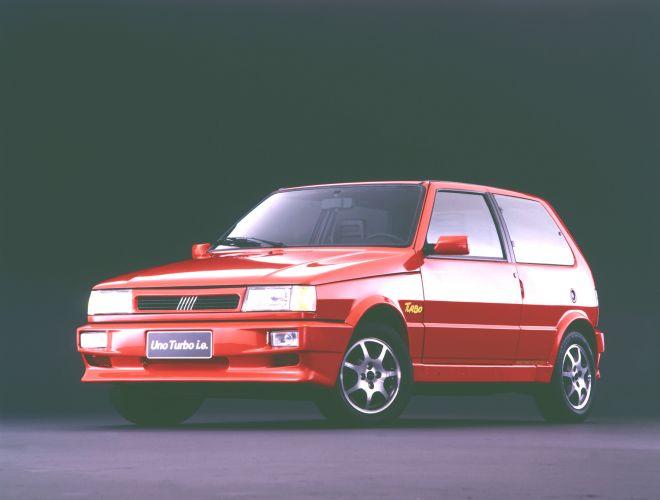 Fiat Uno Turbo - 1994