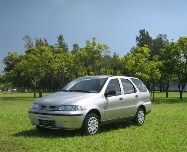 Fiat Palio Weekend - 1997