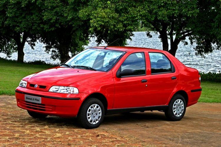 Fiat Siena - 1997