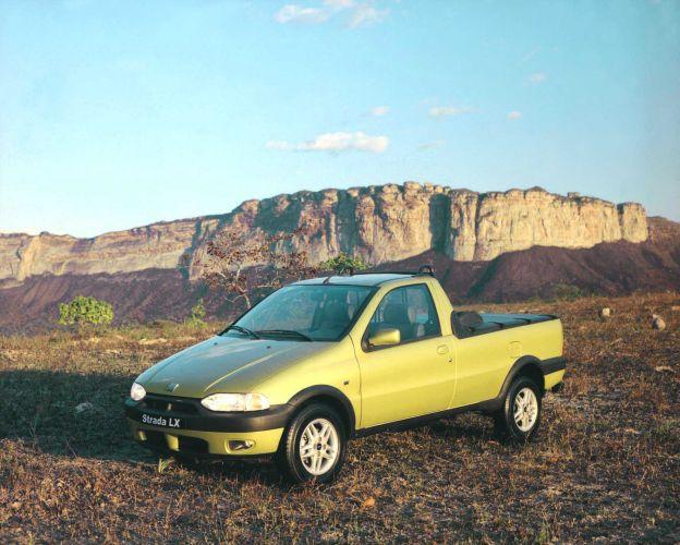 Fiat Strada - 1998