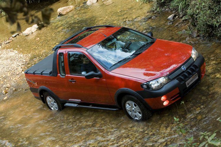 Fiat Strada Adventure - 2001