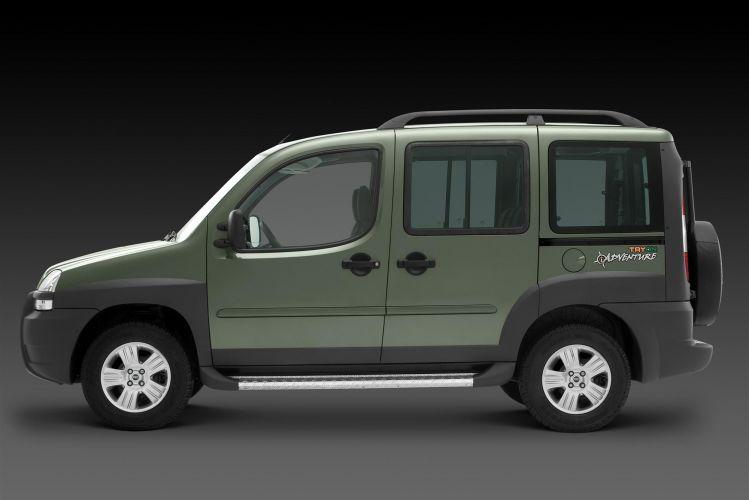 Fiat Doblò Adventure - 2003