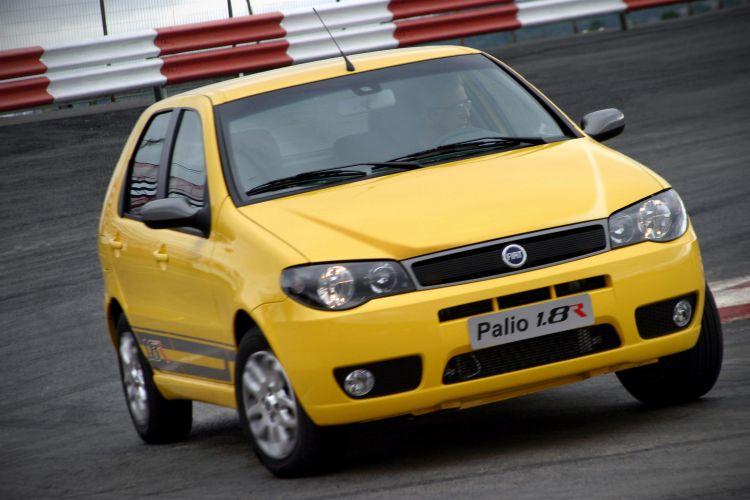 Fiat Palio 1.8R - 2005