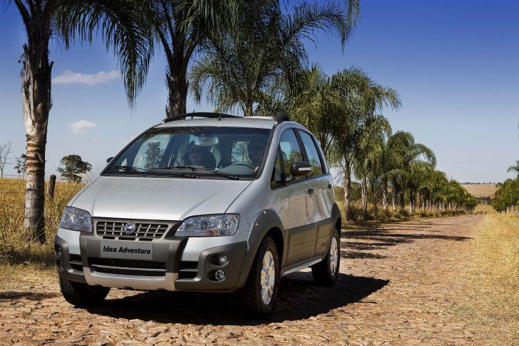 Fiat Idea Adventure - 2006