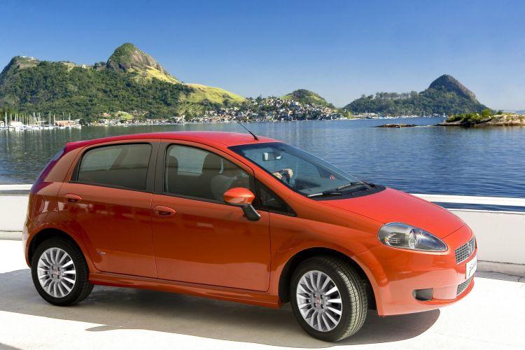 Fiat Punto - 2007