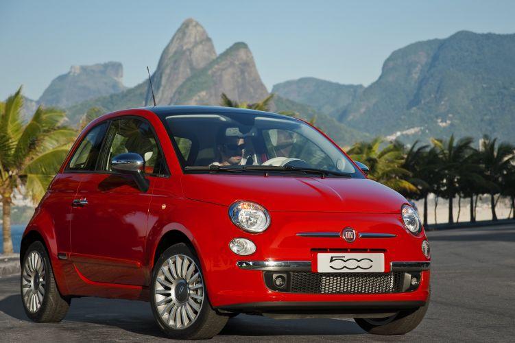 Fiat 500 - 2009