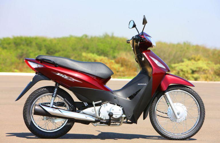 biz 125 2009   fotos   uol motos