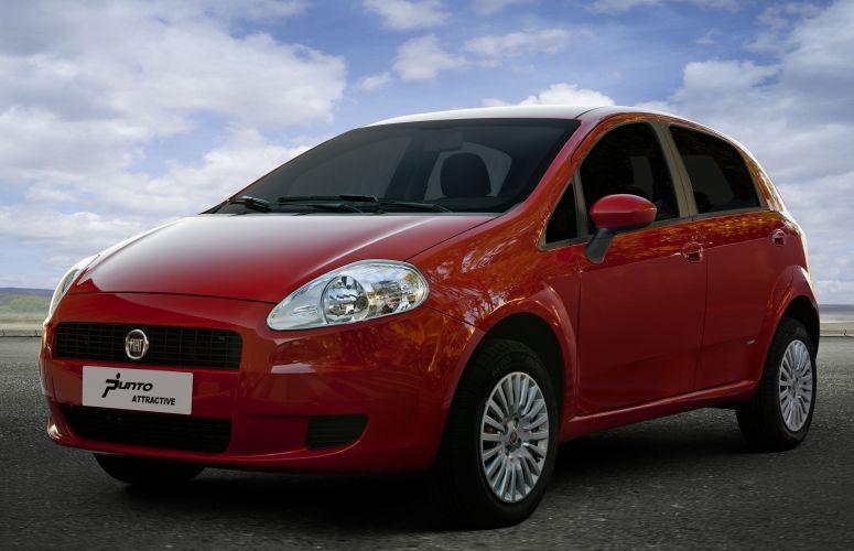 Fiat Punto E-torq