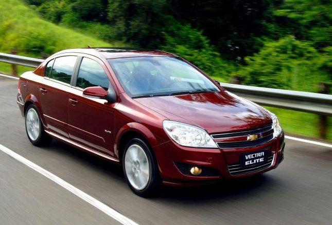 Chevrolet Vectra Next Edition
