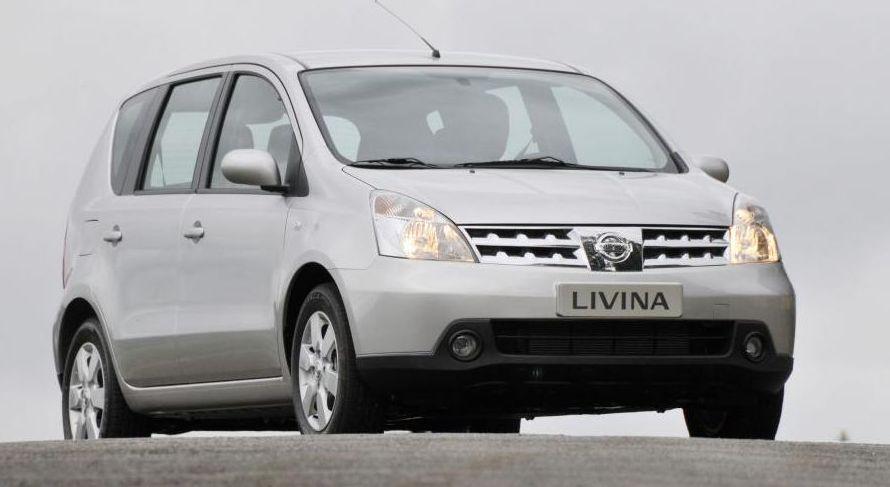 Nissan Livina/X-Gear/Grand Livina