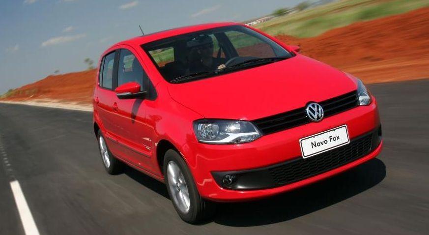 Volkswagen Fox/CrossFox 2010