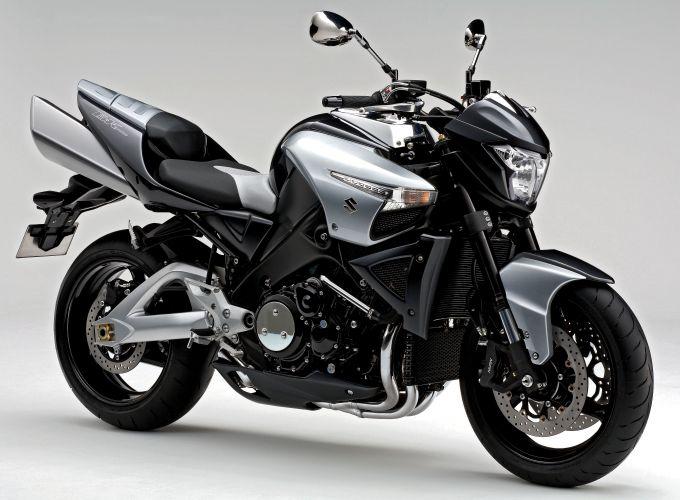 Suzuki B-King | Motorkáři.cz