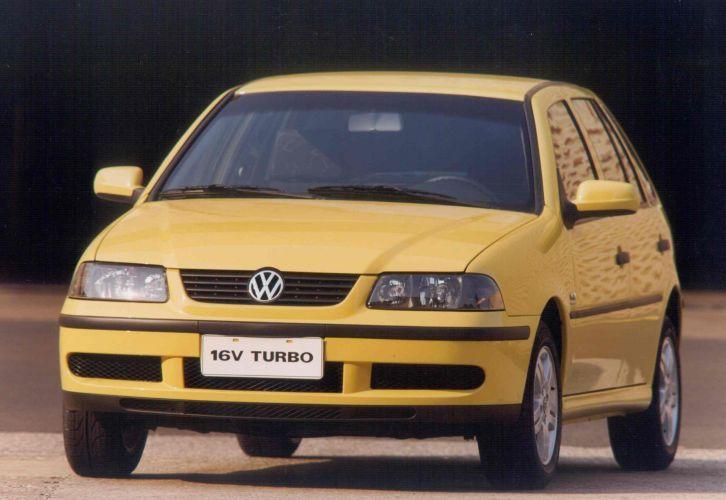 <b>Gol 16V Turbo (2000)