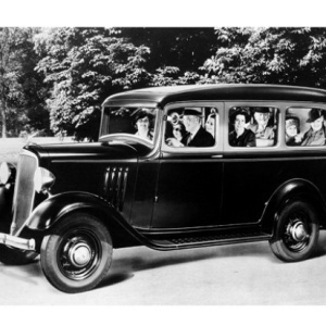 Chevrolet Suburban historia