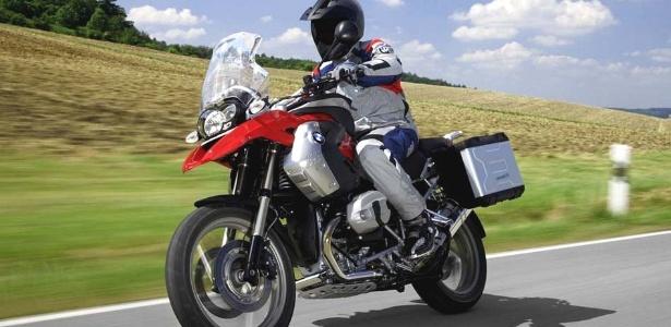 BMW R 1200 GS é exemplo de moto feita para aventura, mas que dono só usa na cidade