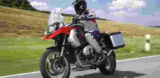 BMW R 1200 GS é exemplo de moto feita para aventura, mas que dono só usa na cidade - Divulgação
