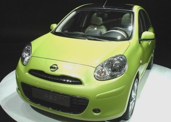Nissan Micra, em sua quarta geração, será vendido em 160 países, Brasil incluído
