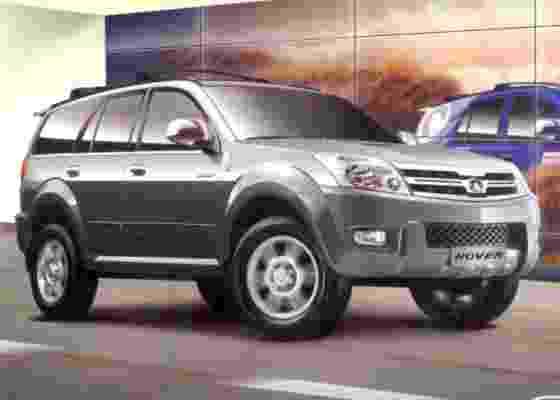 O Great Wall Hover é um dos veículos fabricados pela companhia chinesa - Divulgação