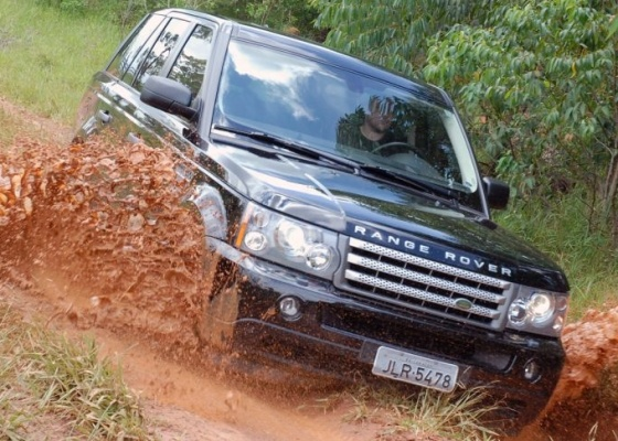 No ano do 40º aniversário do Range Rover, marca britânica obtém recorde no Brasil - Murilo Góes/UOL