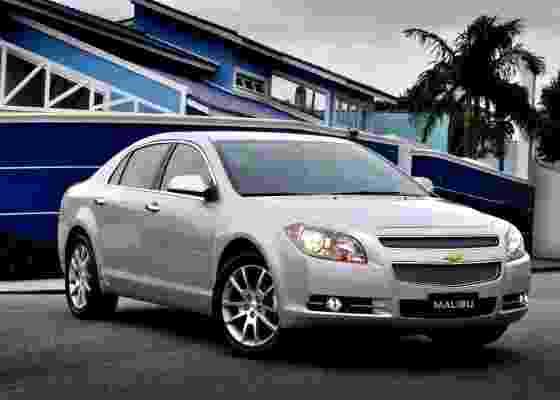 Malibu chega para encorpar portfólio da Chevrolet, que passa a contar com sete sedãs - Divulgação