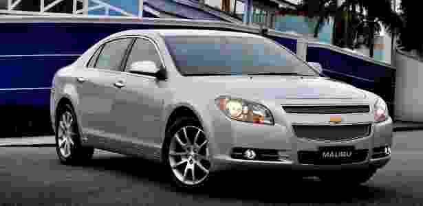 Chevrolet Malibu - Divulgação - Divulgação