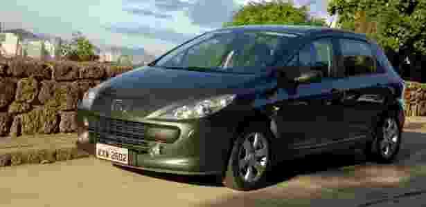 Peugeot 307  - Carta Z Notícias - Carta Z Notícias