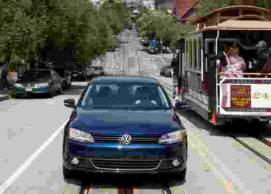 <b>Jetta 2011, com a nova frente da Volkswagen, chega no 1º semestre; Passat vem no 2º</b> - Divulgação