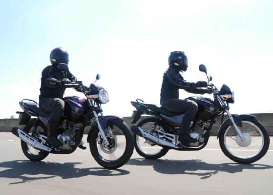 Devido algumas motos de baixa capacidade não serem aceitas pelas seguradoras, a solução é instalar dispositivos anti-furto, como travas, alarmes, rastreadores ou marcação de peças - Divulgação