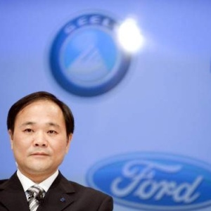 <b>Li Shufu, presidente da Geely, nova dona da Volvo</b> - Reuters