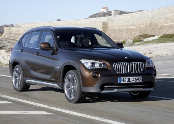 <b>Modelos como o BMW X1, premium com preços mais em conta, estão em alta no Brasil</b> - Divulgação
