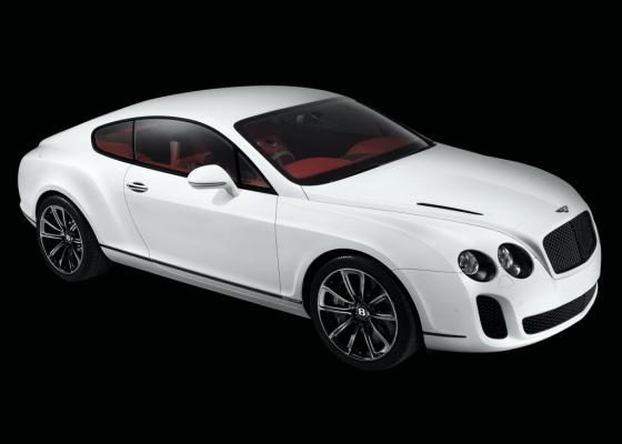 <b>Bentley Continental Supersports tem motor W12 que gera 621 cavalos</b>