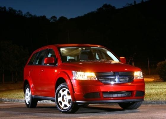 <b>Dodge Journey SE entrega bom pacote em casca mais simples: versão custa R$ 85.900</b> - Divulgação