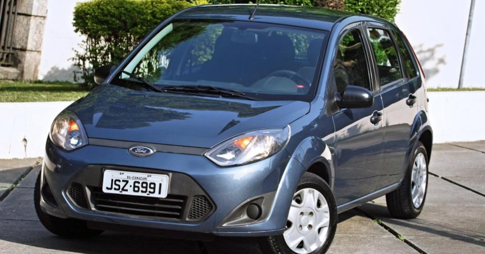 Ford Fiesta Rocam 1.0