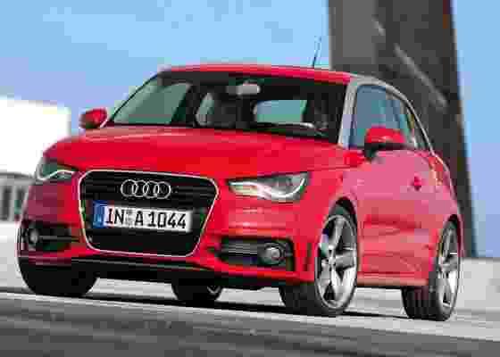 <b>Audi A1: uma boa ideia, mas pelo visto os europeus não a entenderam...</b> - Divulgação