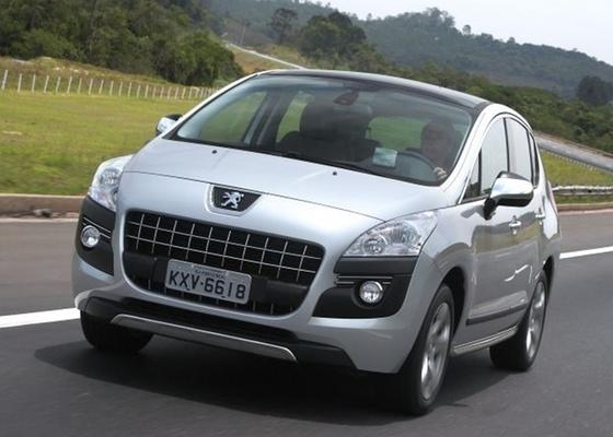 Peugeot 3008 integra a fileira dos crossovers e será vendido no Brasil a partir de R$ 79.900 - Divulgação