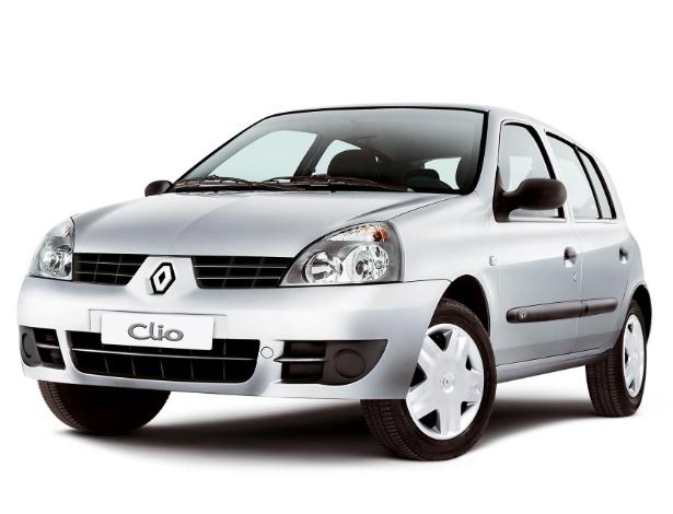 Clio é um dos modelos que terão a produção reduzida na Argentina - Divulgação