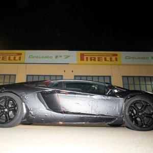 Você viu antes aqui: Lamborghini Aventador