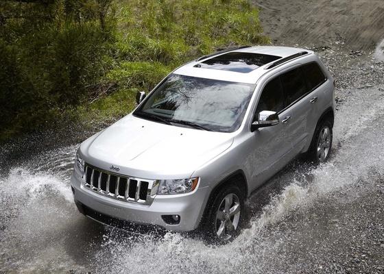 Chrysler foi ajudada pelo desempenho do Grand Cherokee, que teve suas vendas triplicadas - Divulgação