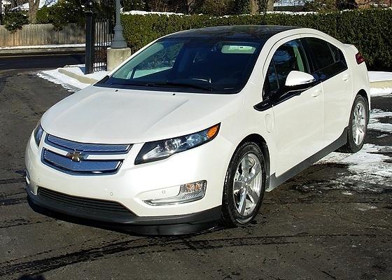 Chevrolet Volt na terra em que foi concebido, Detroit (EUA): ordem agora é baratear