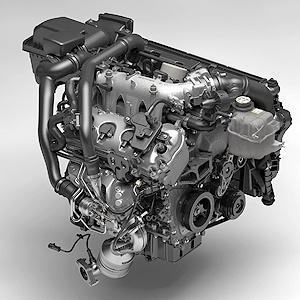 <b>Motor com turbo: exemplo de downsizing</b> - Reprodução