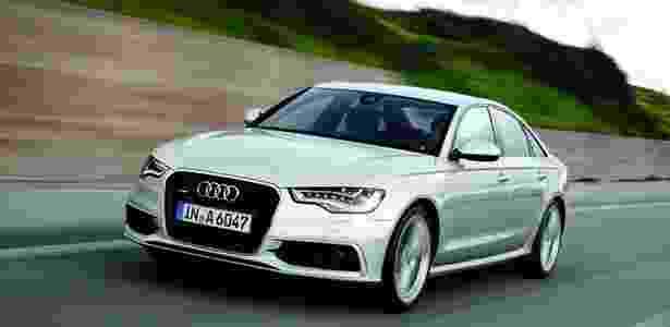 Houve um tempo em que era difícil diferenciar um Audi A4 de um A6... - Divulgação