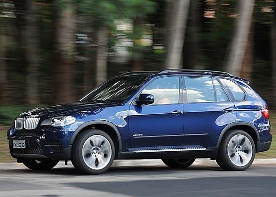<b>BMW X5 xDrive50i Sport tem muito estilo, a começar pela escolha de cores</b> - Murilo Góes/UOL