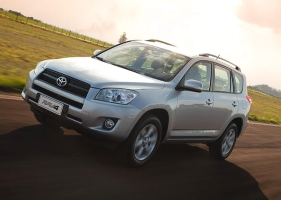 <b>Toyota RAV4 terá 214 mil unidades verificadas na América do Norte</b> - Divulgação