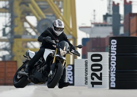 Maximotards, Ducati Hypermotard 1100 e KTM 990 SM T ABS, ganham forte concorrente - Divulgação