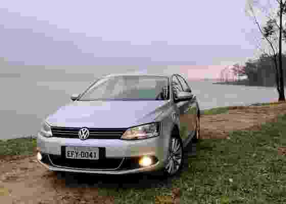 <b>Volkswagen Jetta 2.0 na versão Highline: visual é mais pacífico que o anterior</b> - Claudio de Souza/UOL
