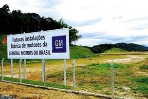 Fábrica GM